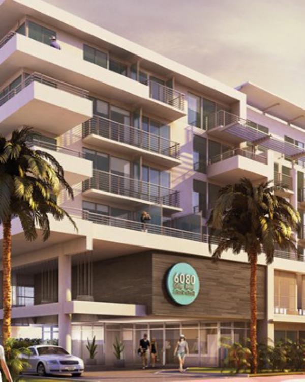 Houses For Sale Miami Beach: 6080 Collins Avenue Condos For Sale